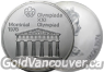Montreal Olympic Silver Coins
