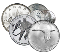 Sell Canadian Silver Coins